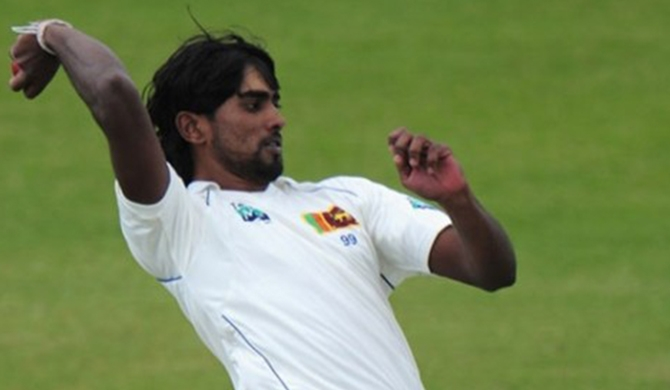 Suranga replaces injured Nuwan