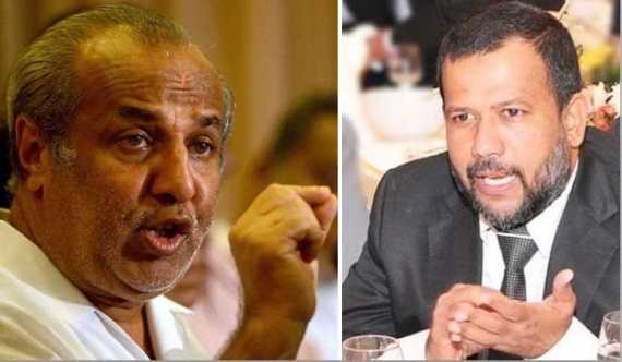 Hakeem, Rishad to contest general elections separately