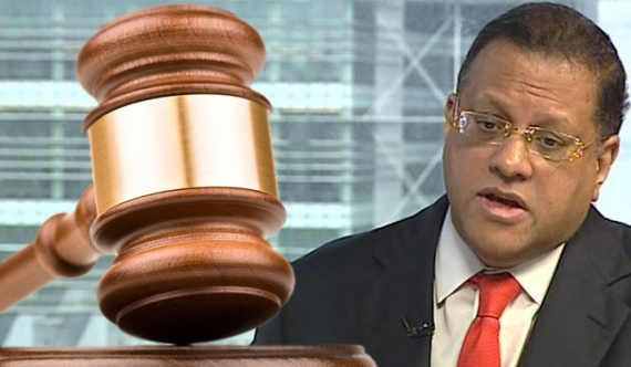Warrant issued against Arjuna Mahendran