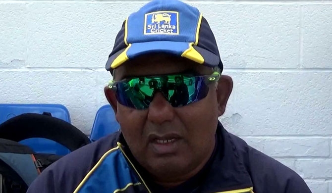 Gurusinghe leaves after creating chaos at SLC