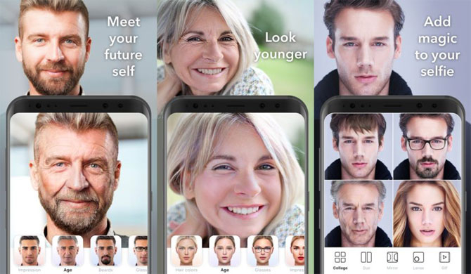 ITSSL urges users to be careful when using Faceapp