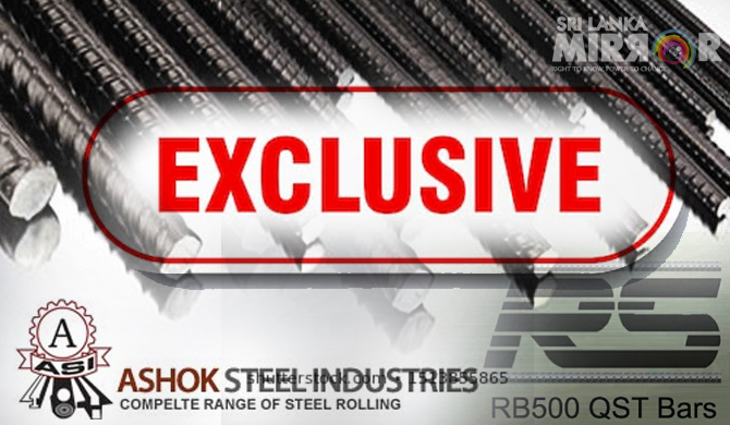 CAA halts sales of rebars by Ashok Steel Industries