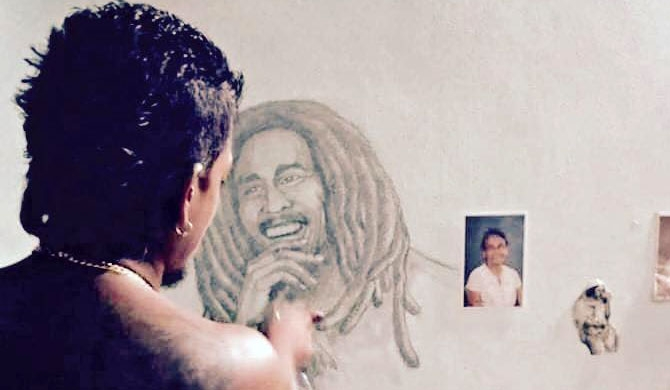 Will Chamara turn to painting instead?
