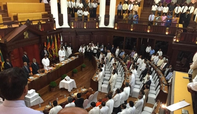 5 SLFP MPs sign no-confidence motion