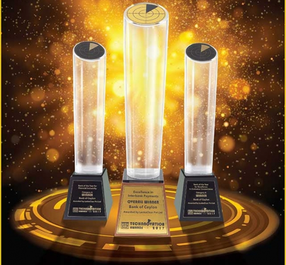 Triple Gold awards for BOC at Technnovation 2017