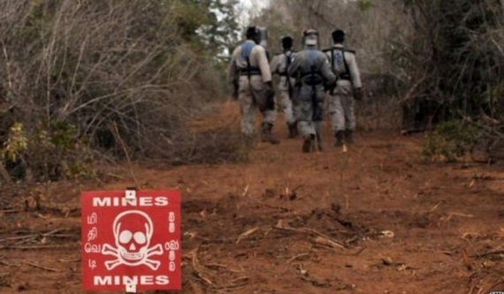 Govt. failure to sign landmine conventions questioned