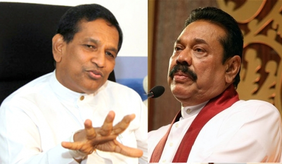 Mahinda to take Rajitha to court!