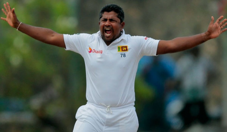 Herath completes the five-for set