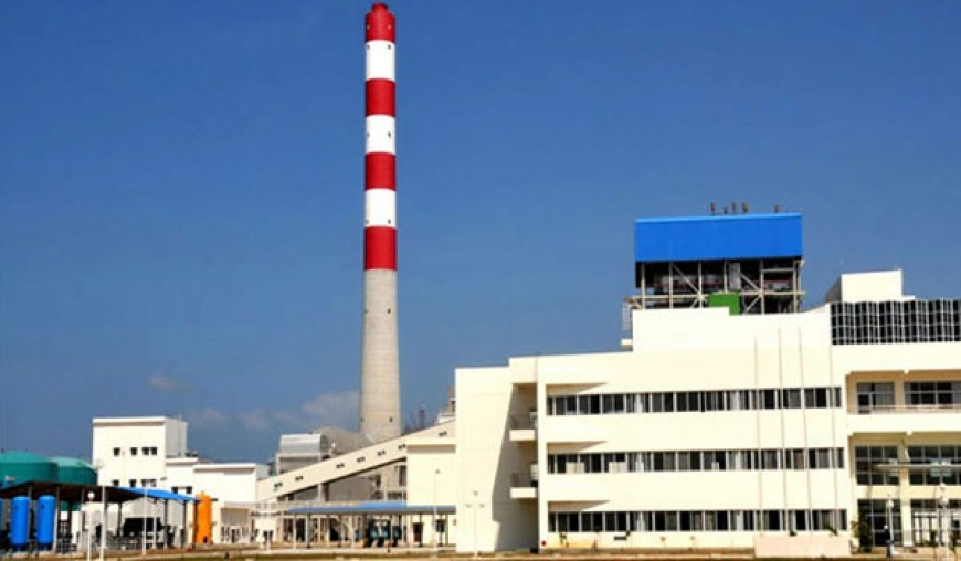 Norochcholai power plant reactivates its 3rd phase