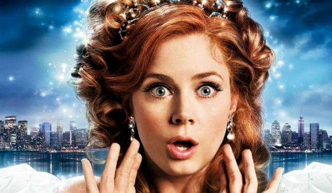 "Amy Adams ready for ""Enchanted"" sequel"
