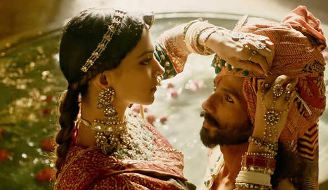 Padmavati to release on Jan. 25?
