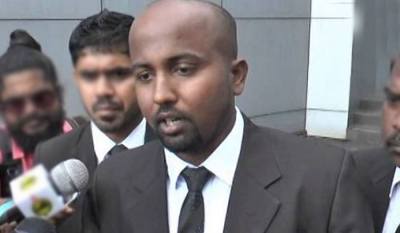 Nobody in Madush's Group had a diplomatic passport