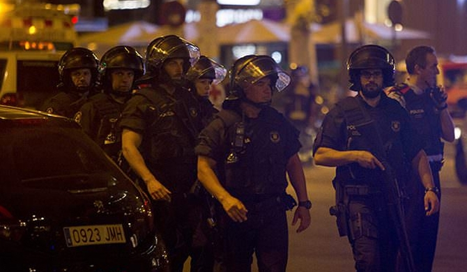Suspects killed in 2nd Spain attack