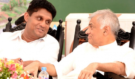 UNP decides to nominate Sajith as Opp. Leader