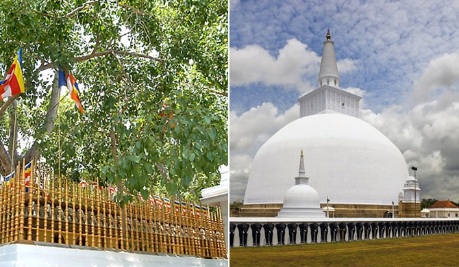 3 scanners for Sri Maha Bodhi, Ruwan Weli Seya security