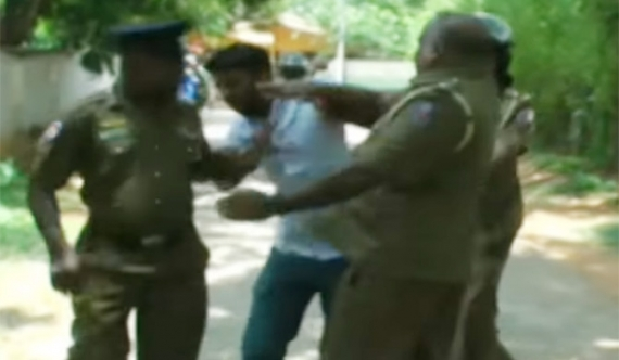 Fate of ASP who slapped youth, to be determined in two weeks