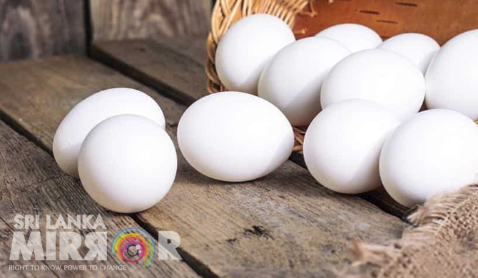 Egg prices to drop by Rs. 02