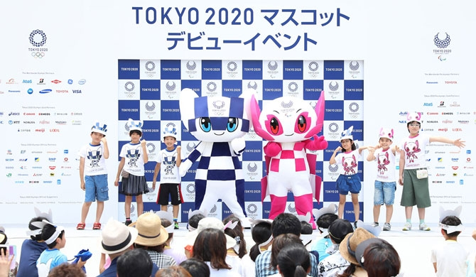 2020 Olympic & Paralympic mascot revealed