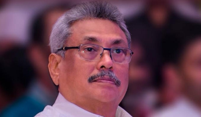 Signs of Gota being caught over Lasantha's complaint!