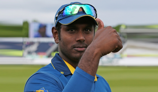 Mathews to captain at ICC Champions trophy
