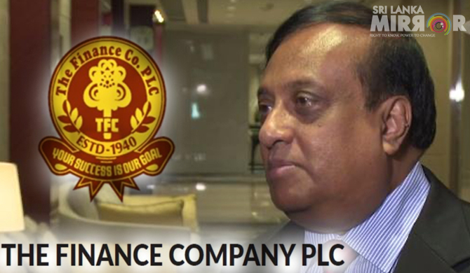 Jagath Alwis's conduct lead to 'The Finance Company' closure