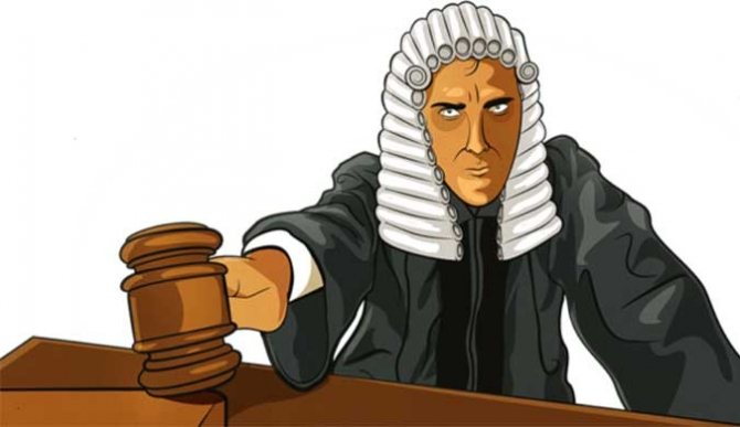 41 judges given transfers