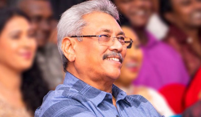 Gota ready for political stunt on his birthday!