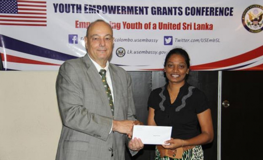 US embassy empowers youth to improve local communities