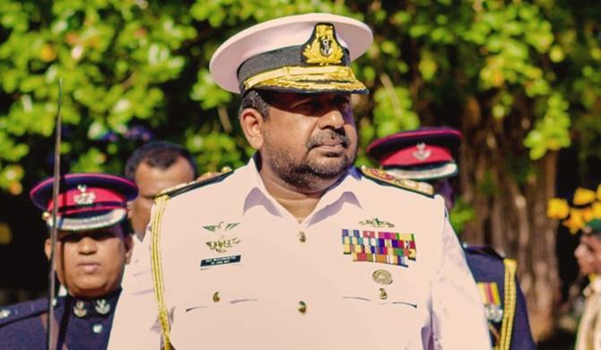 CID ready to arrest former Navy Commander