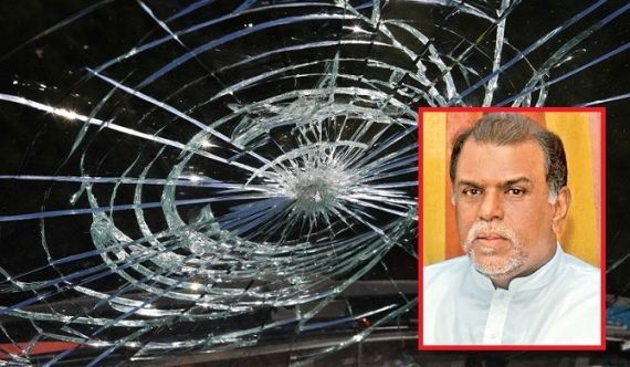 Geethanjana injured in vehicle collision