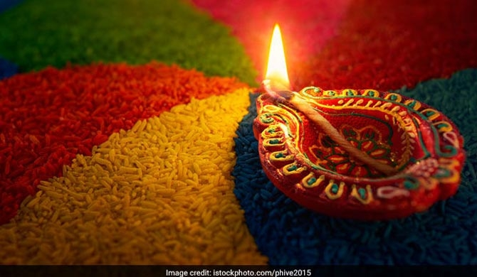 Diwali, the festival of lights