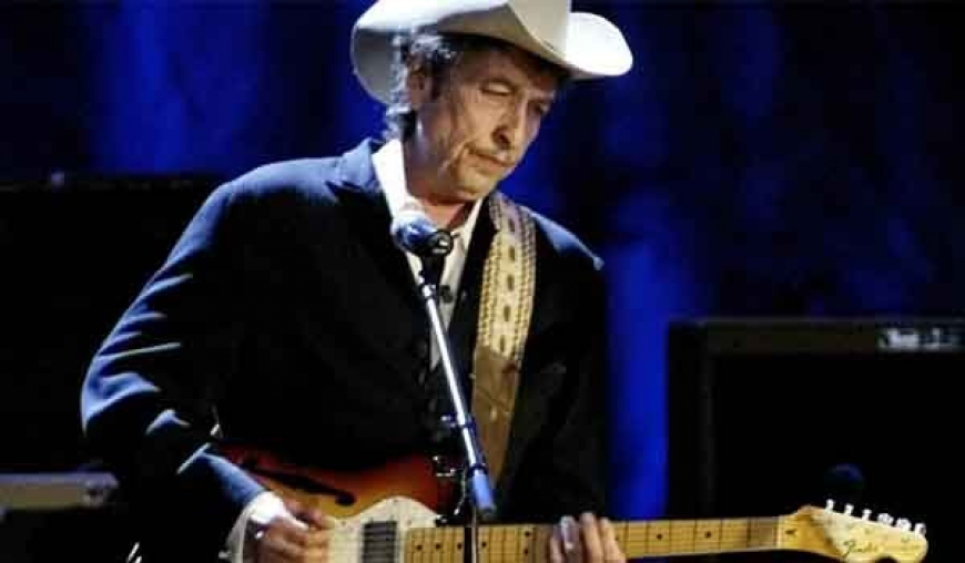 Bob Dylan gets Nobel Prize for Literature