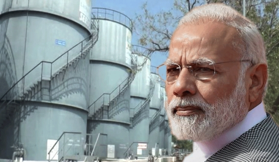 Oil tank farm agreement to be signed during Modi's visit