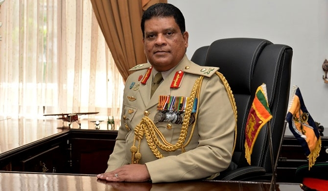 Shavendra makes internal military changes