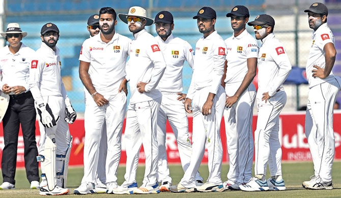 Four security vehicles to be hired for Sri Lankan team's protection