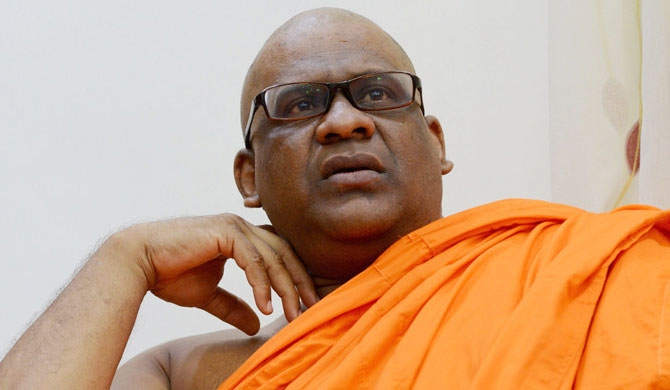 Gnanasara Thera to Japan until 2020!