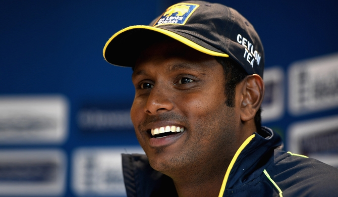 'I'm fully fit to play as a batsman' - Mathews