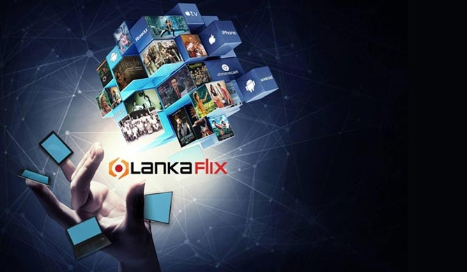 Switch to LankaFlix this season (Video)