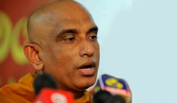 Rathana Thera brings proposal to include TNA in Cabinet