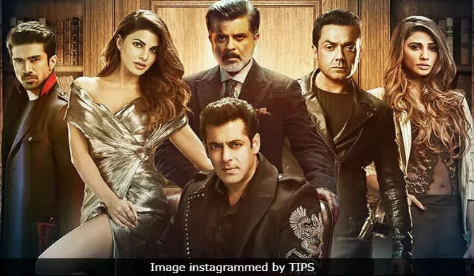 'Race 3' swishes past Rs. 36 crore in 2 days
