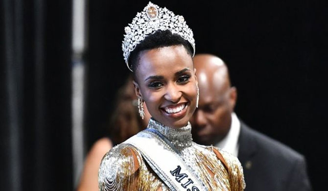 South Africa wins Miss universe crown