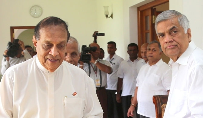 Ranil-Karu to UNP co-leadership!