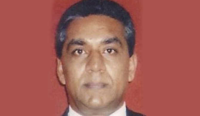 Kapila Waidyaratne  appointed as Defence Secretary