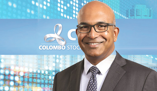 Dumith Fernando becomes new CSE Chairman