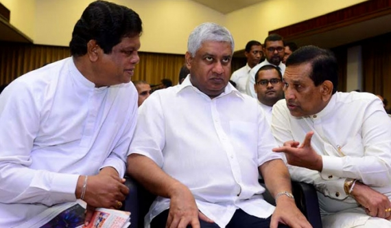 Treasury bond thieves won't be allowed to publish newspapers: Rajitha