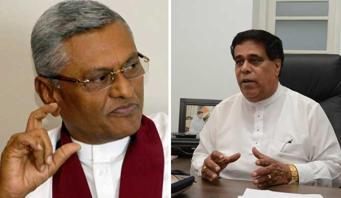 Chamal or Nimal as the premier?