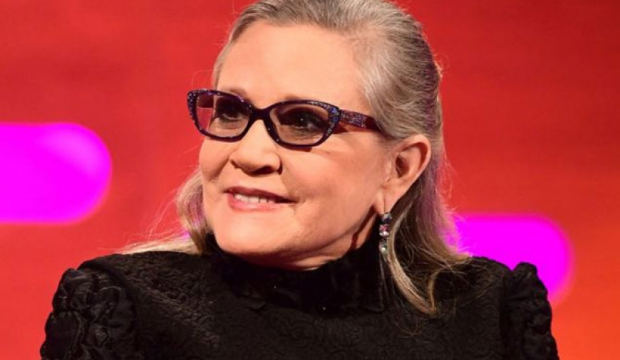Carrie Fisher: Star Wars actress suffers heart attack