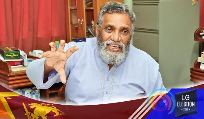 Mahinda explains election results delay