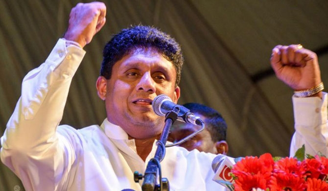 Sajith to commence presidential campaign from A'pura?