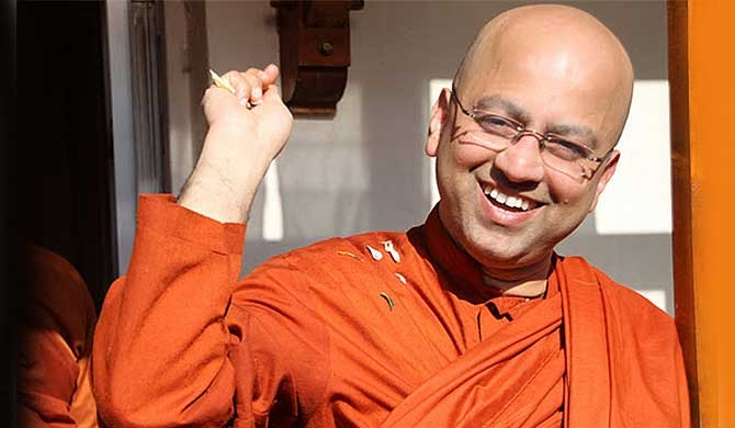 Buddhist monk sentenced for touching women